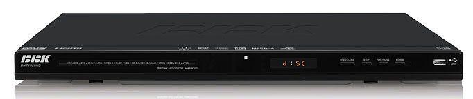 DVD-плеер BBK DMT1026HD,  черный