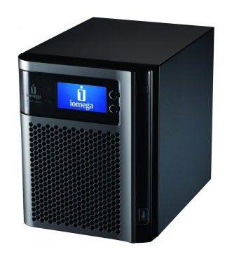 Сетевое хранилище IOMEGA StorCenter px4-300d Server Class,  4Тб [35968]