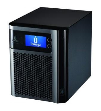Сетевое хранилище IOMEGA px4-300d Server Class,  2Тб [35964]