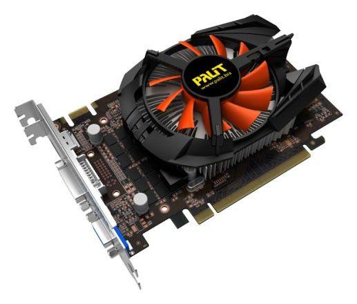 Видеокарта PALIT GeForce GTX 560,  1Гб, GDDR5, Ret [ne5x56e0hd09-114xf]