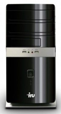 Компьютер  IRU Home 320,  AMD  245,  2Гб, 500Гб,   - 1024 Мб,  DVD-RW,  noOS