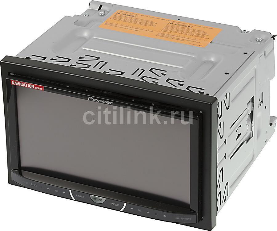 Автомагнитола PIONEER AVH-3400DVD,  USB