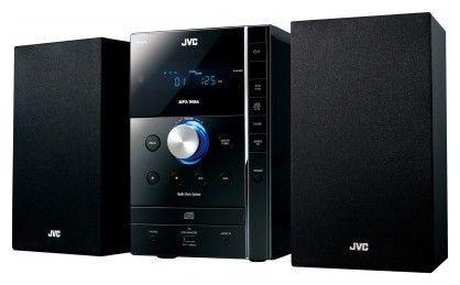 Музыкальный центр JVC UX-G395BE,  черный