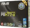 Материнская плата ASUS P8H77-V LGA 1155, ATX, Ret вид 6