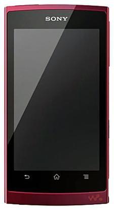 MP3 плеер SONY NWZ-Z1040 flash 8Гб красный [nwzz1040r.1cev]