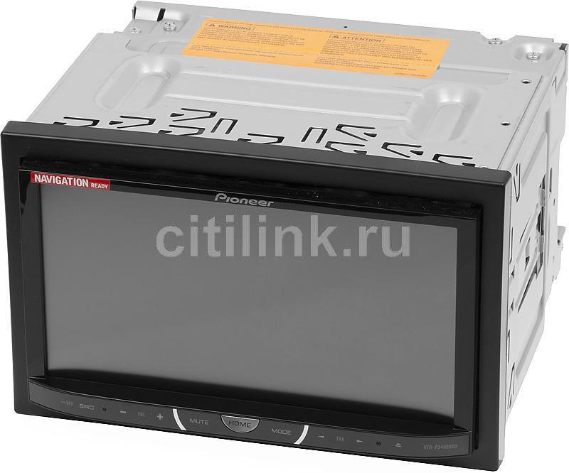 Автомагнитола PIONEER AVH-P3400DVD,  USB