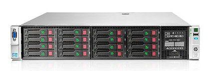 Сервер HP DL380p Gen8 E5-2665 HPM EU Svr (642105-421)