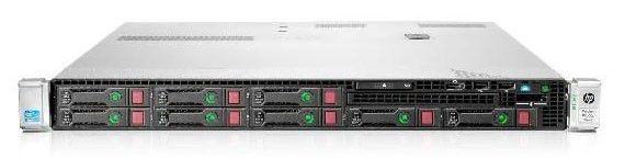 Сервер HP DL360p Gen8 E5-2640 Base EU Svr (646902-421)