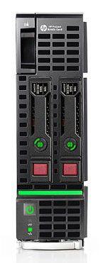 Сервер HP BL460c Gen8 E5 2670 2P 64GB Svr (666157-B21)