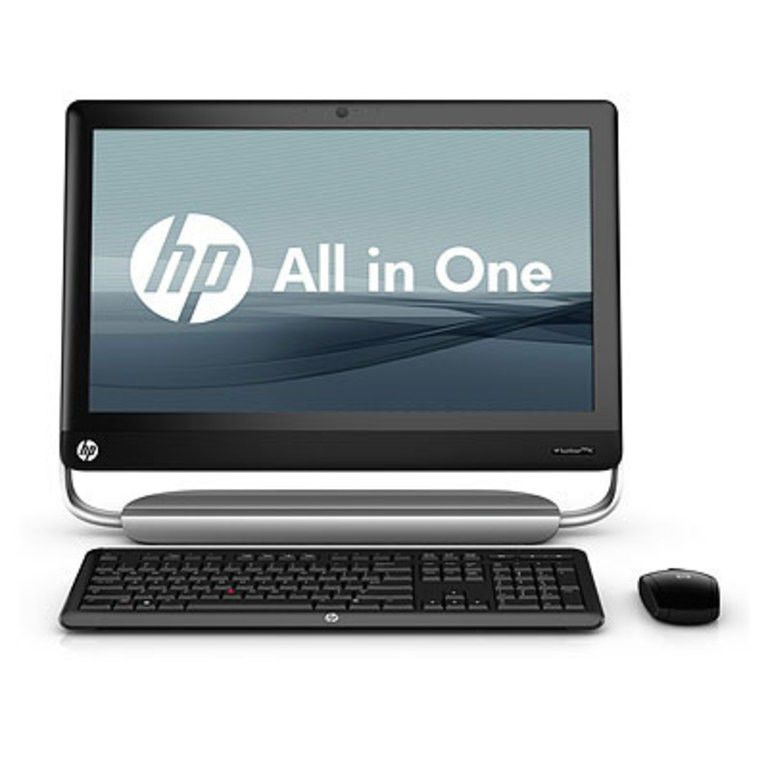 Моноблок HP Elite TS7320, Intel Core i5, 4Гб, 500Гб, AMD - 1024 Мб, DVD-RW, Windows 7 Professional [lh186ea]
