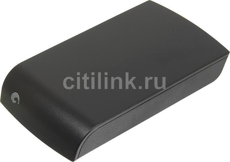 Внешний жесткий диск SEAGATE Expansion STAX1000202, 1Тб, черный