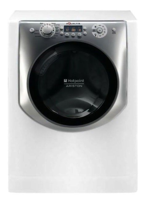 Стиральная машина HOTPOINT-ARISTON AQ70F 05 CIS, фронтальная загрузка,  белый