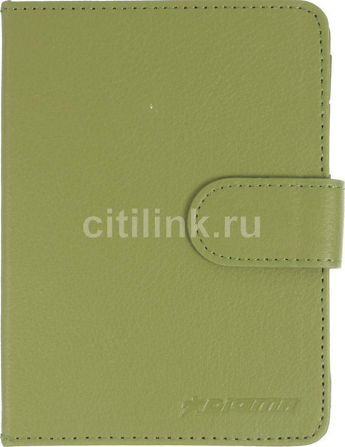 Обложка DIGMA зеленый