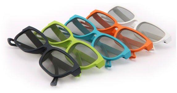 Очки 3D LG AG-F215,  5 шт