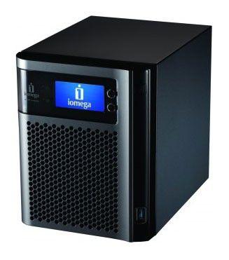 Сетевое хранилище IOMEGA StorCenter px4-300d Server Class,  8Тб [35972]