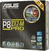 Материнская плата ASUS P8Z77-M PRO LGA 1155, mATX, Ret вид 6