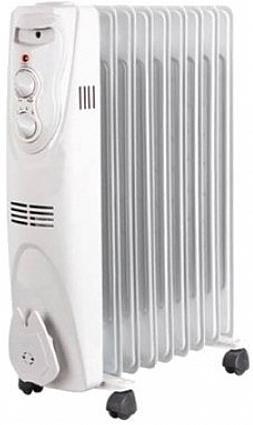 Масляный радиатор DAEWOO DRT-90S, 2000Вт, белый