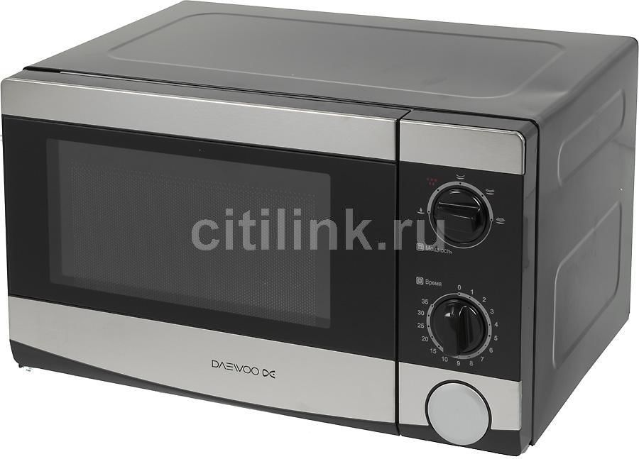 Микроволновая печь DAEWOO KOR-6L45, черный