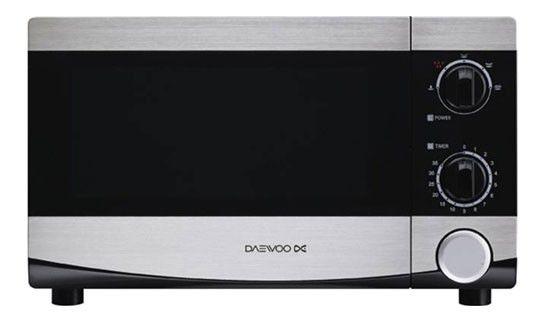 Микроволновая печь DAEWOO KQG-6L45, серебристый