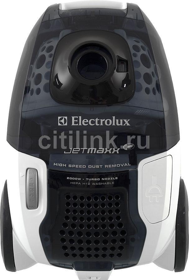 Пылесос ELECTROLUX ZJM6830, 2000Вт, белый