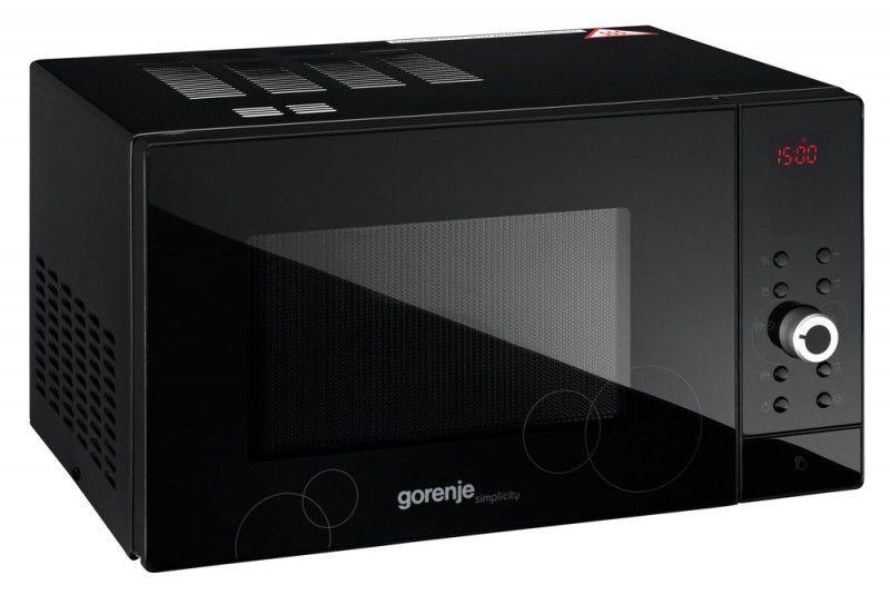Микроволновая печь GORENJE SMO23DGB, черный