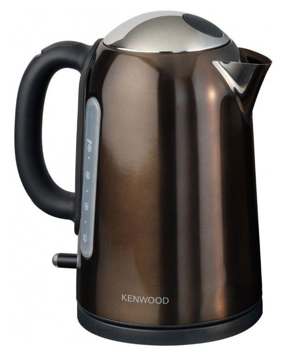 Чайник электрический KENWOOD SJM118, 2200Вт, темно-коричневый