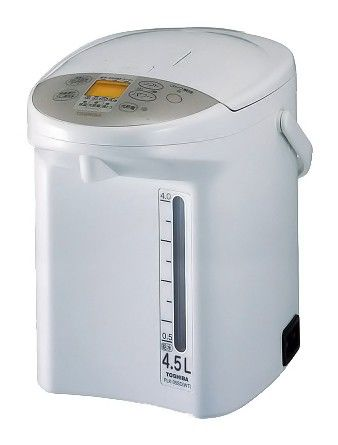 Термопот TOSHIBA PLK-45SDTR (WT),  белый