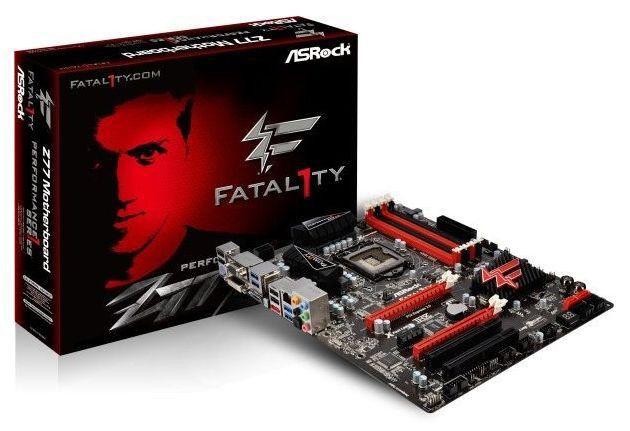 Материнская плата ASRock Z77 PERFORMANCE Soc-1155 iZ77 DDR3 ATX AC'97 8ch GbLAN SATA3 RAID VGA