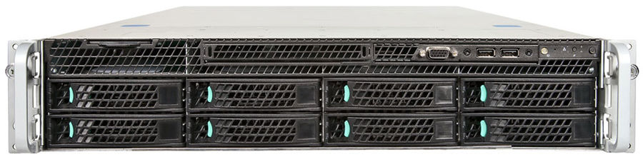 Серверная платформа Intel Original R2308IP4LHPC [r2308ip4lhpc 919048]