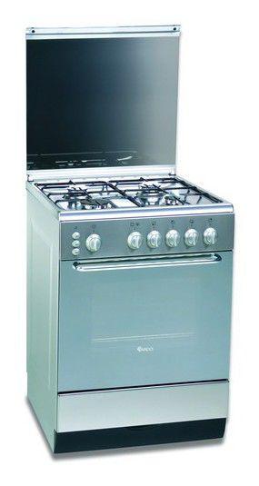 Газовая плита ARDO A 564 VG6,  газовая духовка,  серебристый