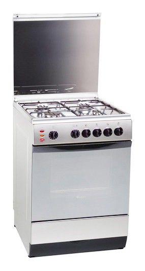 Газовая плита ARDO A 640 G6,  газовая духовка,  белый
