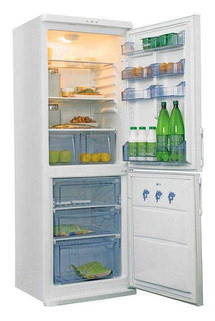 Холодильник CANDY CCM 360 SL,  двухкамерный,  белый