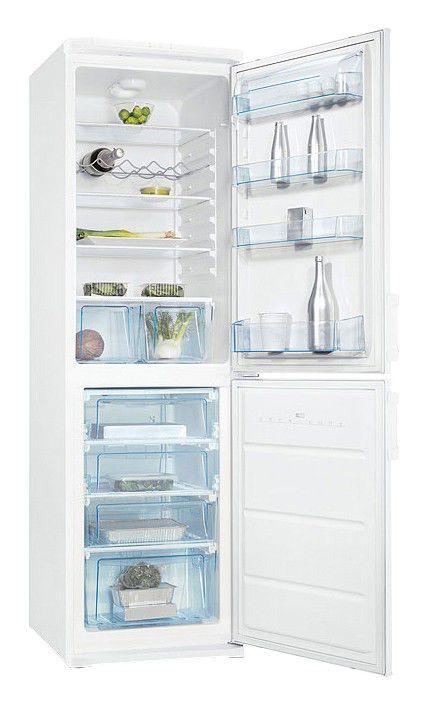 Холодильник ELECTROLUX ERB 37090W,  двухкамерный,  белый [erb37090w]