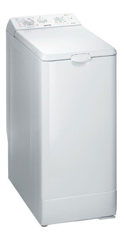 Стиральная машина GORENJE WT63090, вертикальная загрузка,  белый