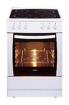 Электрическая плита HANSA FCCW 62004010,  стеклокерамика,  коричневый