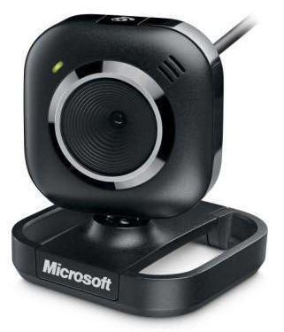Web-камера MICROSOFT LifeCam VX-2000 for Business,  черный [6eh-00002]