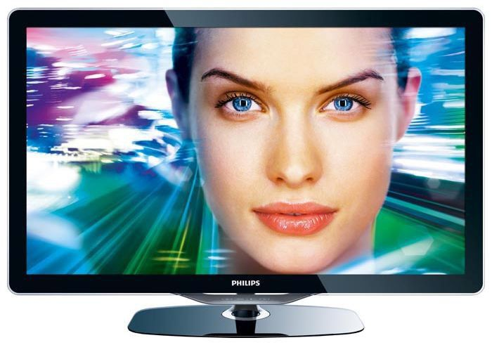 "LED телевизор PHILIPS 40PFL8605H/12  40"", 3D,  FULL HD (1080p),  черный"