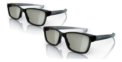 Очки 3D PHILIPS PTA436/00,  черный