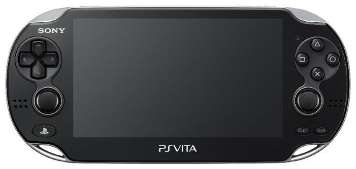 Игровая консоль SONY PlayStation Vita Wi-Fi, черный