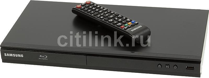 Плеер Blu-ray SAMSUNG BD-E5300, черный [bd-e5300/ru]