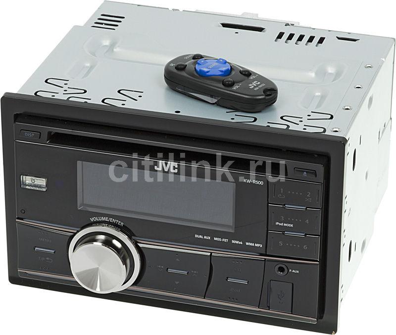 Автомагнитола JVC KW-R500EY,  USB