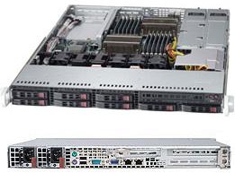 Платформа SuperMicro SYS-1027B-URF 2.5