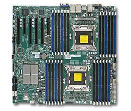 Серверная материнская плата SUPERMICRO MBD-X9DRI-LN4F+-O,  Ret