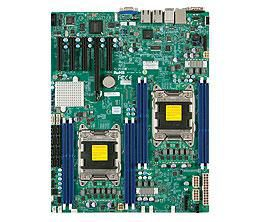 Серверная материнская плата SUPERMICRO MBD-X9DRD-IF-O,  Ret
