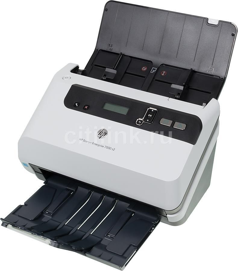 Сканер HP Scanjet Enterprise 7000 s2 [l2730a]