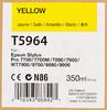 Картридж EPSON T5964 желтый [c13t596400] вид 2