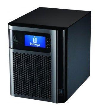 Сетевое хранилище IOMEGA StorCenter px4-300d Server Class,  12Тб [35976]