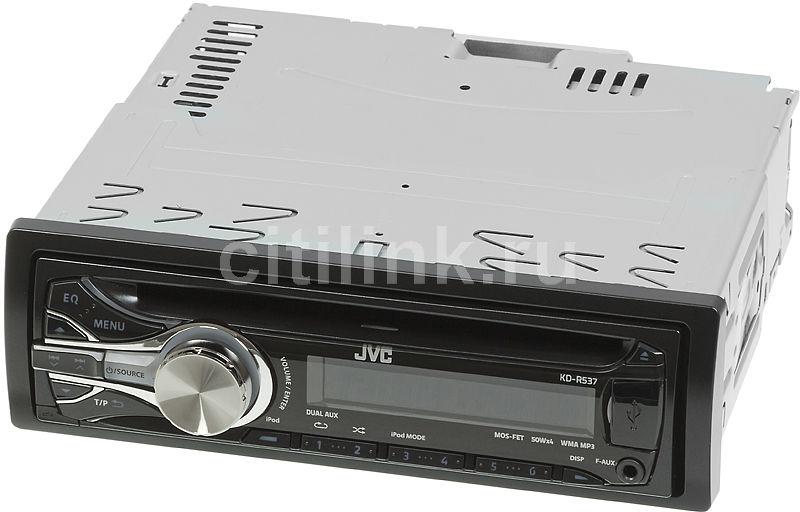 Автомагнитола JVC KD-R537EE,  USB