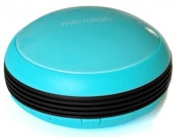 Колонки MICROLAB MD112,  голубой [md112 blue]