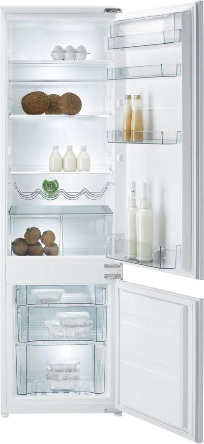 Встраиваемый холодильник GORENJE RKI4181AW белый